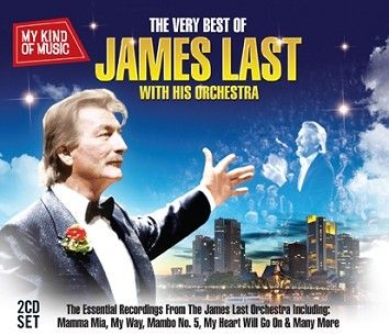 James Last - My Kind Of Music  - The Very Best Of James Last With His Orchestra (2CD) - CD